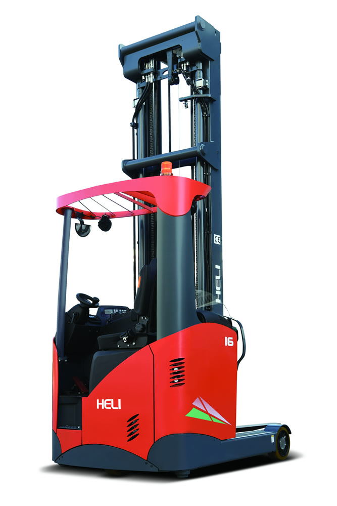 Powered Reach Truck 1.6-2.0t