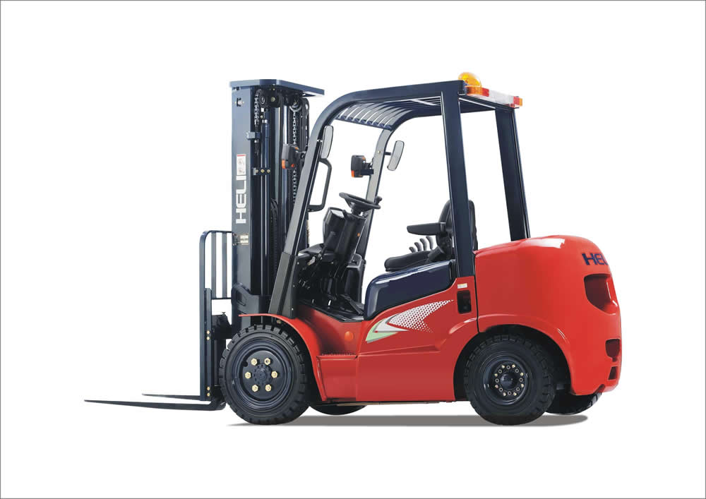 Diesel and LPG 1.5-3.5t